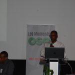 M. Gérard JOSEPHA, trésorier Cluster Maritime Martinique